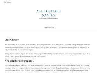 Apprendre la guitare dès 6 ans