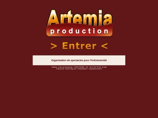 Concert de jazz - Artémia Prod.