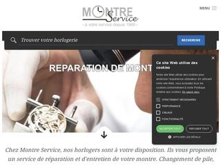 Réparation et entretien de montre