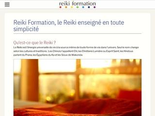André Baechler - Le Reiki dans toute sa simplicité