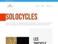 SoLo Cycles Electriques et de Ville