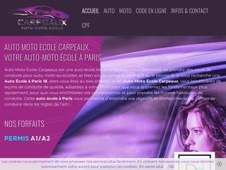 Réussir son examen de conduite avec Auto Ecole Carpeaux