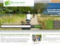 Ma voie verte, 1er site national des hébergements autour des voies vertes