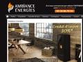 pellets de bois et chauffe eau solaire en Champagne-Ardenne Ambiance Energies