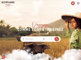 Altiplano Voyage