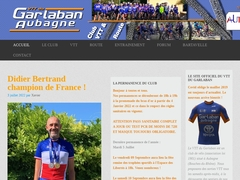 VTT du Garlaban, club vélo Aubagne.