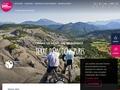 Randonn�e en VTT en Provence
