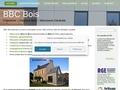 test blower door isolation maison bois Côtes d