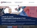 Pom Solutions : Conseils en organisation d'entreprise à Paris