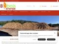 achat pellets et bois de chauffage Bobois Energie