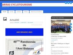 Arras cyclotourisme