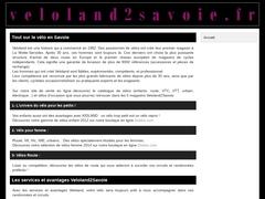 VELOLAND AIX LES BAINS