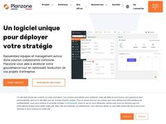 Détails : Outil de gestion de projet en ligne comme Planzone