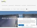 faire poser diagnostic solaire thermique et photovoltaïque intégré bâti