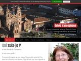 Nicole de Cartagena, guide locale à Cusco Pérou