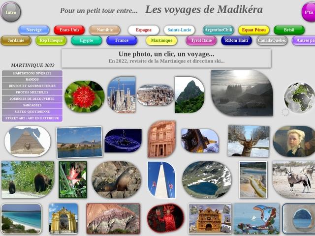 Les voyages de madikéra