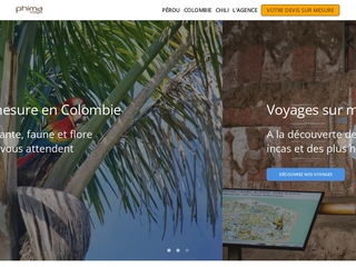 Phima Voyages : voyages dans le nord du Pérou