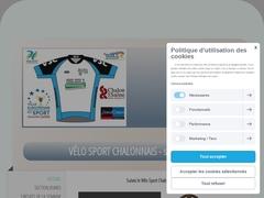 Le Velo Sport Chalonnais