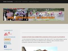 CLUB CYCLOTOURISTE DE MONTAGNY