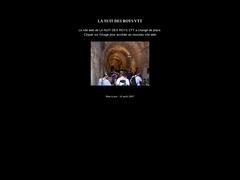 La Nuit des Roys VTT à Amboise
