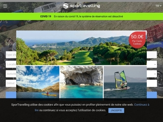Sportravelling