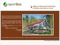 importer maison bois Finlande lamelle colle en kit pour autoconstruction avec assistance supervision