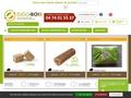 granulés de bois Cogra DIN+ en région, livraison France Eligo-Bois