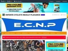 Site officiel du club de cyclisme ENTENTE CYCLISTE de NEUILLY PLAISANCE