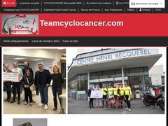 TEAMCYCLOCANCER.com
