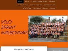 Vélo Sprint Narbonnais - FFC