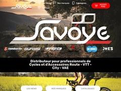 Savoye, distributeur pour Professionnels de cycles et d'accessoires haute qualité
