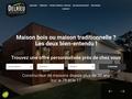 Constructeur MOB bioclimatiques en Poitou Charente, Deux sèvre, Vienne, Vendée Delrieu construction