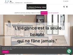 Détails : Mobilier design contemporain La Maison Contemporaine
