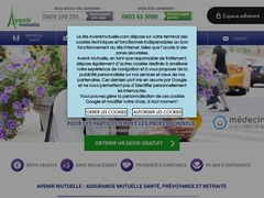 Détails : Assurance et complémentaire santé Mutuelle Générale de Paris