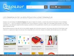 Drapazur : Vente en ligne de drapeaux