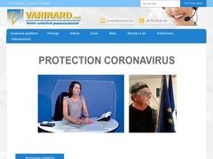Détails : Société Varinard : Fabricant de drapeaux et de mâts