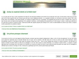 Le blog de l'actualité en France et dans le monde