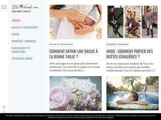 Elle M la mode: Blog de mode