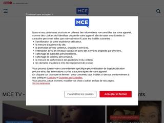 MCE : La première chaîne de télévision étudiante