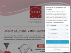 Assurance santé - deevea-site.fr - Mannuaire.net