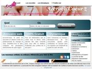 Détails : Annuaire AccrochCoeur - Le jardin internet du mariage