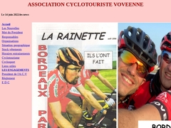 ASSOCIATION CYCLISME VOVEENE VELO CLUB VOVES