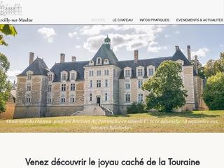 Le Château de la Diablesse de Marcilly-sur-Maulne vous accueille pour les visites du 16 juillet au 25 août, venez découvrir cette demeure historique du XVIe et XVIIe siècle.