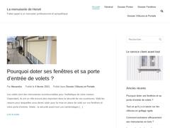 constructeur bois extension Loire Atlantique terrasse bardage Menuiserie Herve
