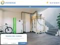 acheter chaudière ou poêle à granulés de bois pellets, à plaquettes et bûches Okofen RIKA chauffe eau solaire consolar dans le Nord de la France