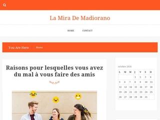 La Mira De Madiorano : Hôtel Ifaty Madagascar