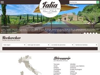 Talia, location de vacances en Italie