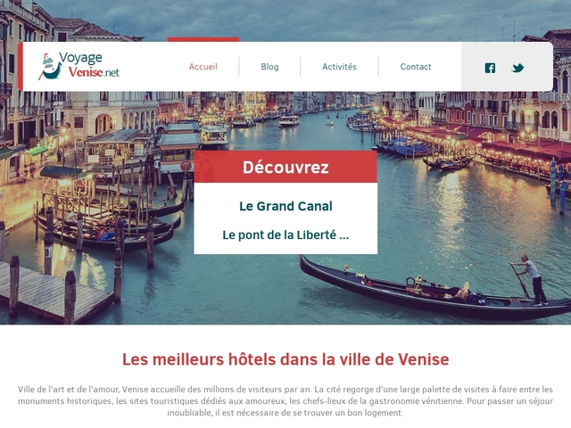 Voyage Venise : votre guide de voyage à Venise