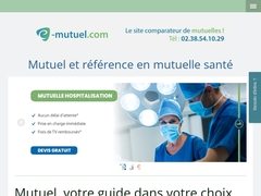 Comparateur mutuelles santé - Mannuaire.net