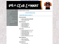 VELO CLUB LIONNAIS